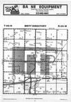 Map Image 029, Winnebago County 1985 Published by Farm and Home Publishers, LTD